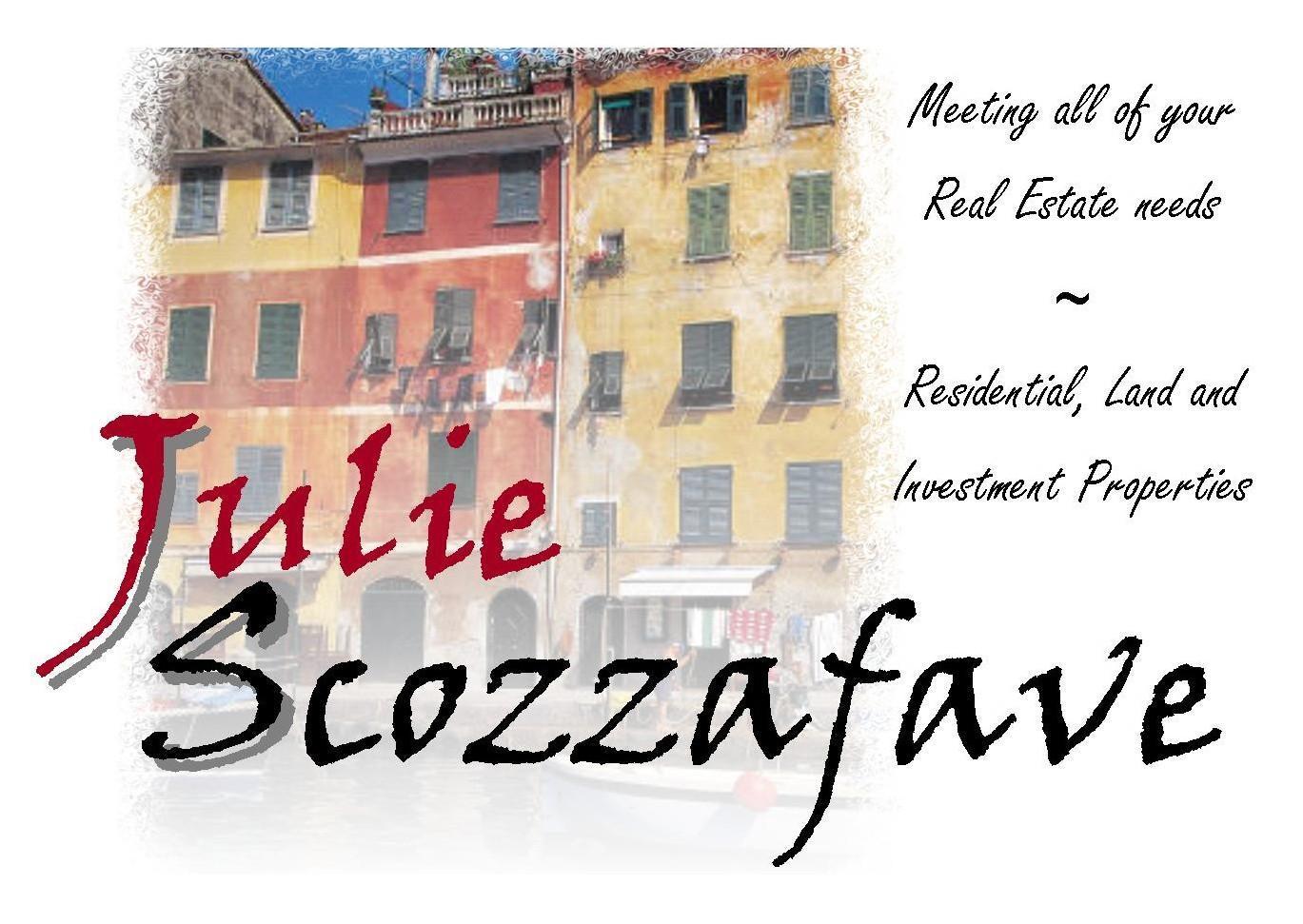 Julie Scozzafave - Windermere Real Estate/East, Inc.