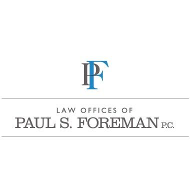 Employment Attorney in NJ Roseland 07068 Law Offices of Paul S. Foreman, PC 103 Eisenhower Pkwy #104 (973)315-3232