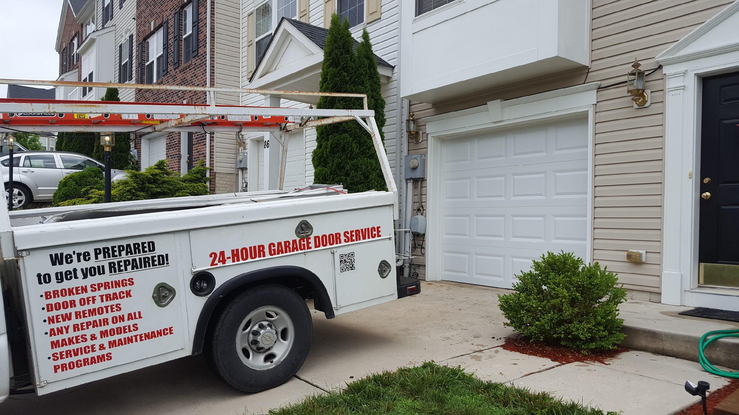 Door serv pro bunker hill west virginia wv for 24 7 garage door repair near me