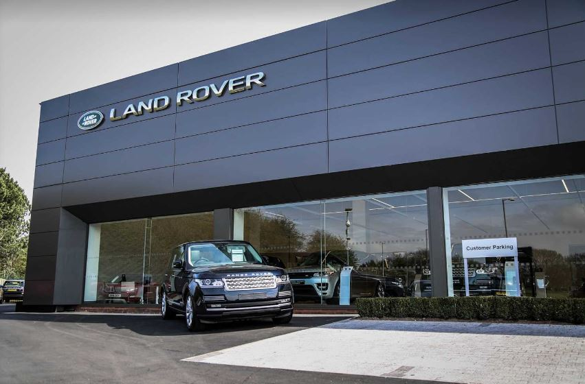 Listers Land Rover, Droitwich