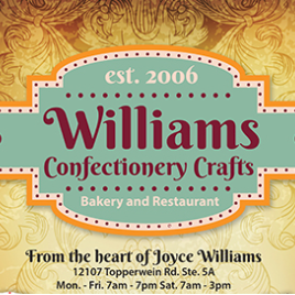 Williams Confectionery Crafts