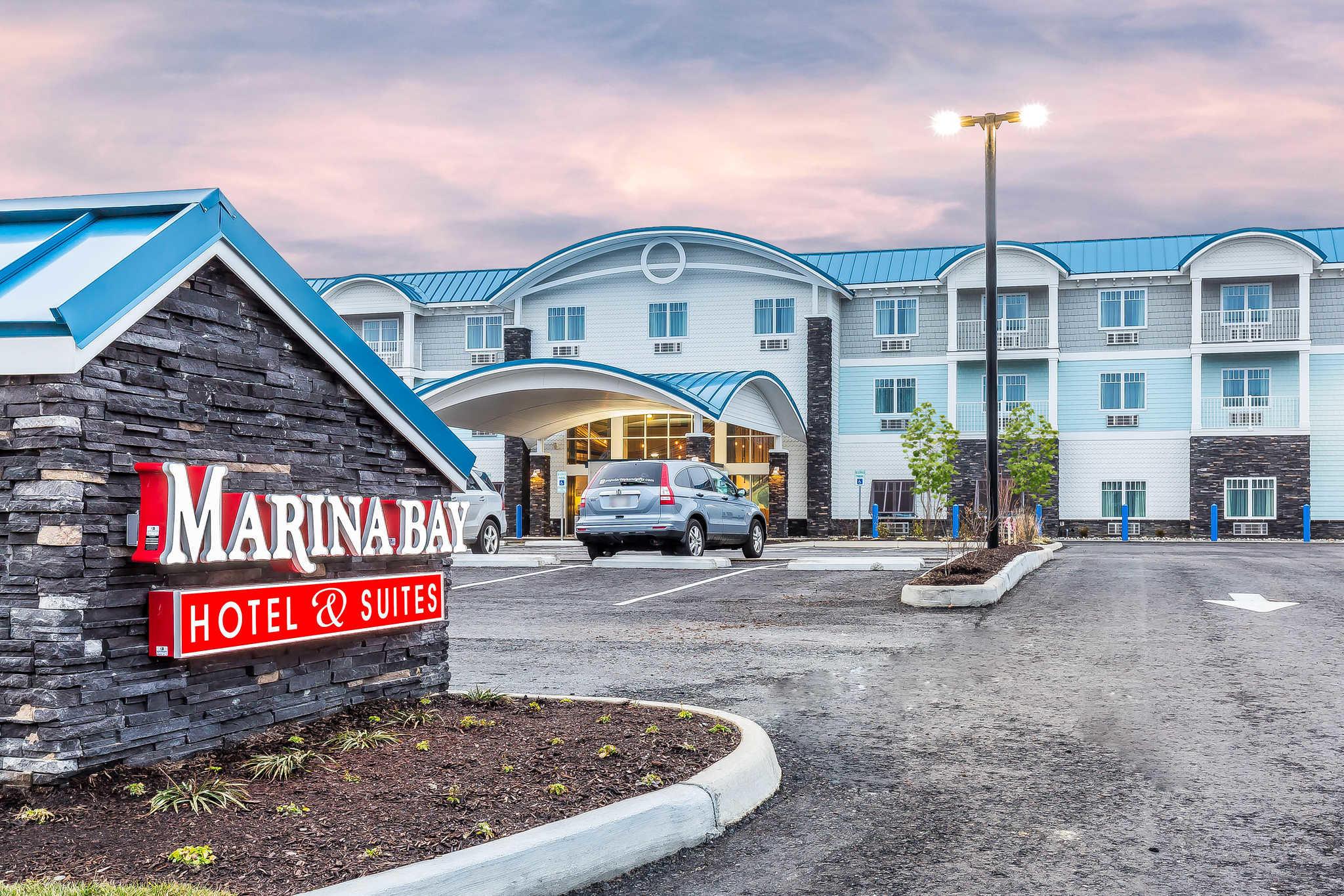 Marina Bay Hotel Suites Chincoteague Island Va