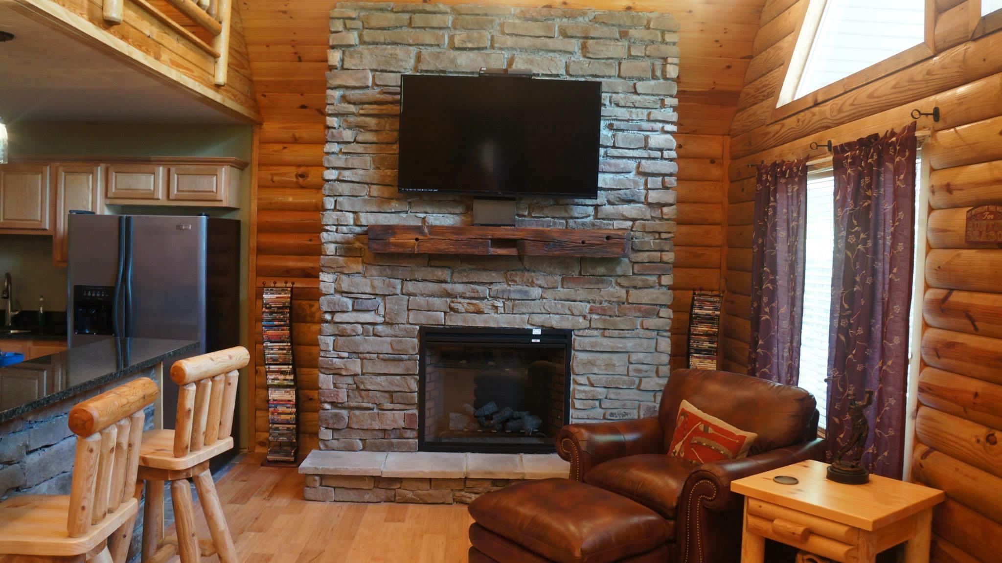 Yatesville Lake Cabin Rental Louisa Kentucky Ky