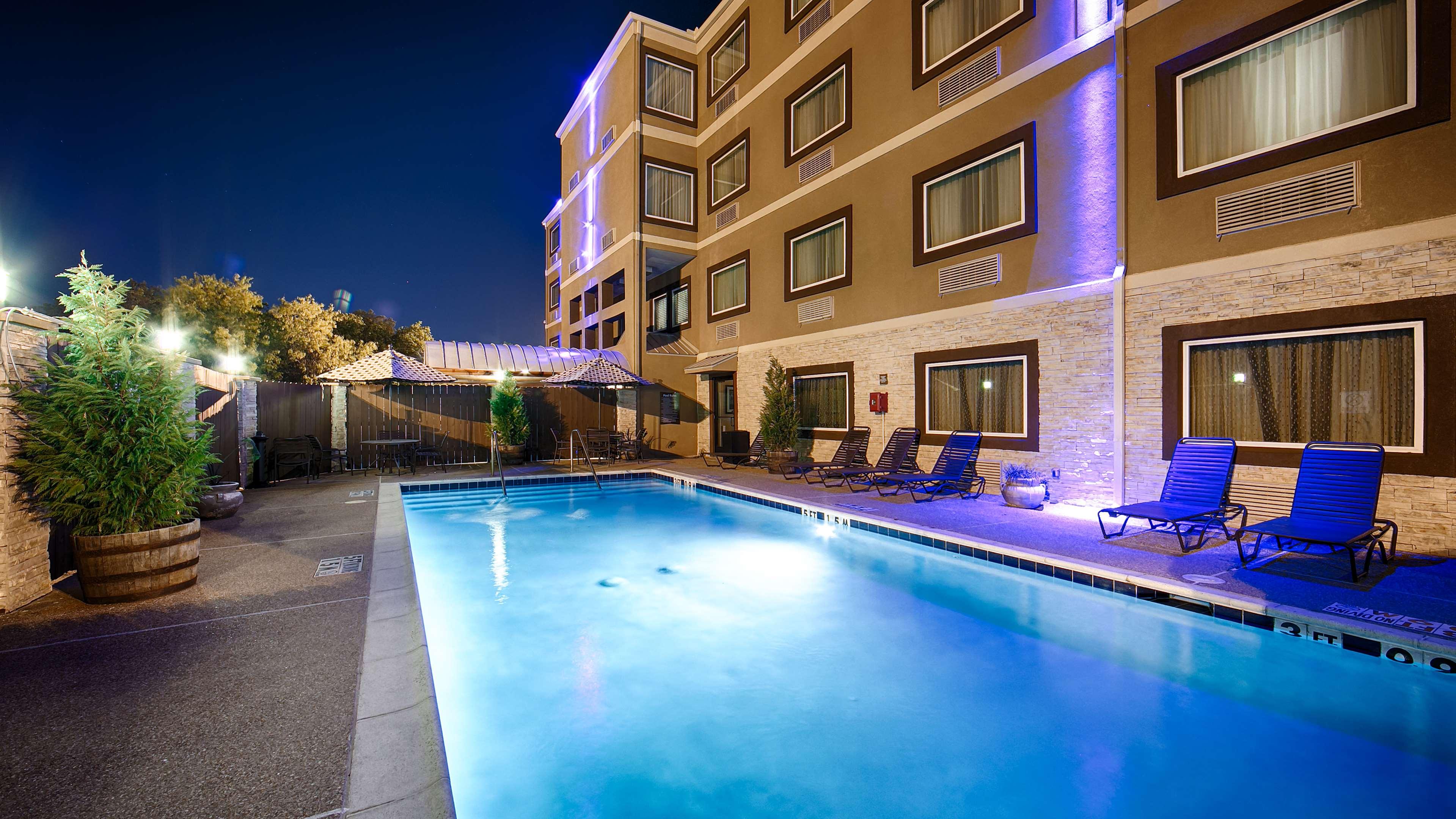 Best Western Plus Arlington North Hotel Suites Grand Prairie Texas Tx
