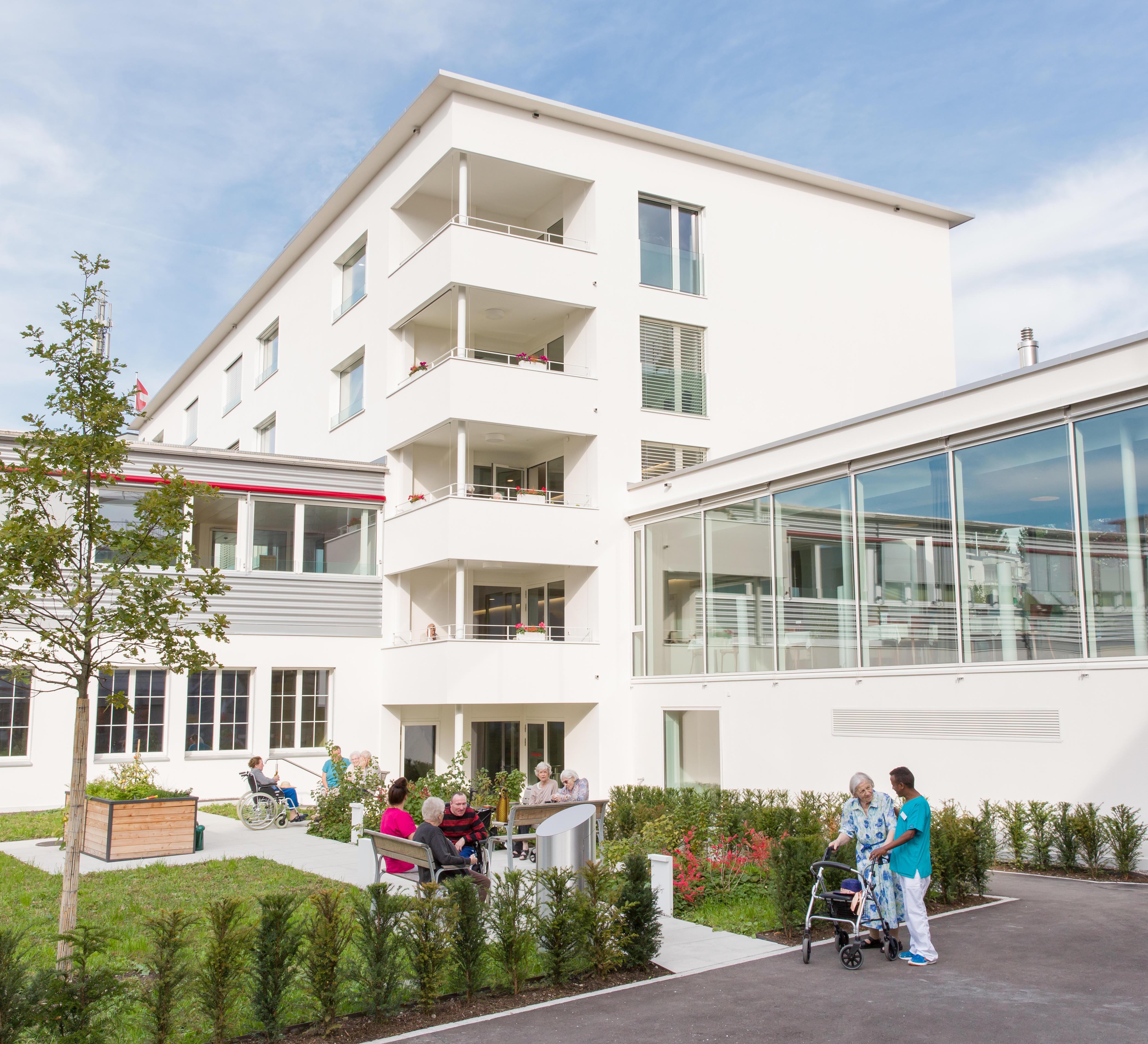 Alters- und Pflegeheim Rosengarten