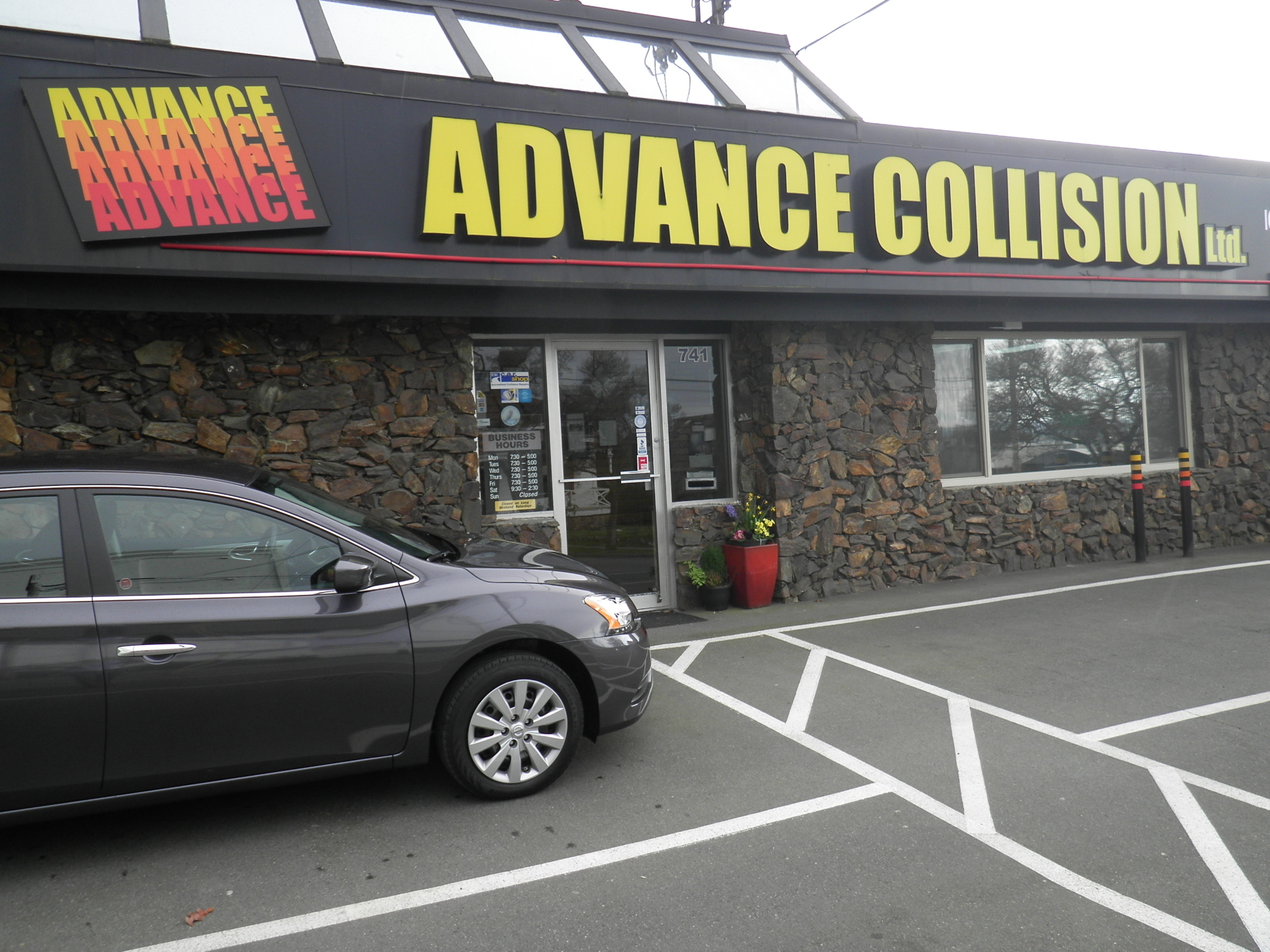 Advance Collision Ltd