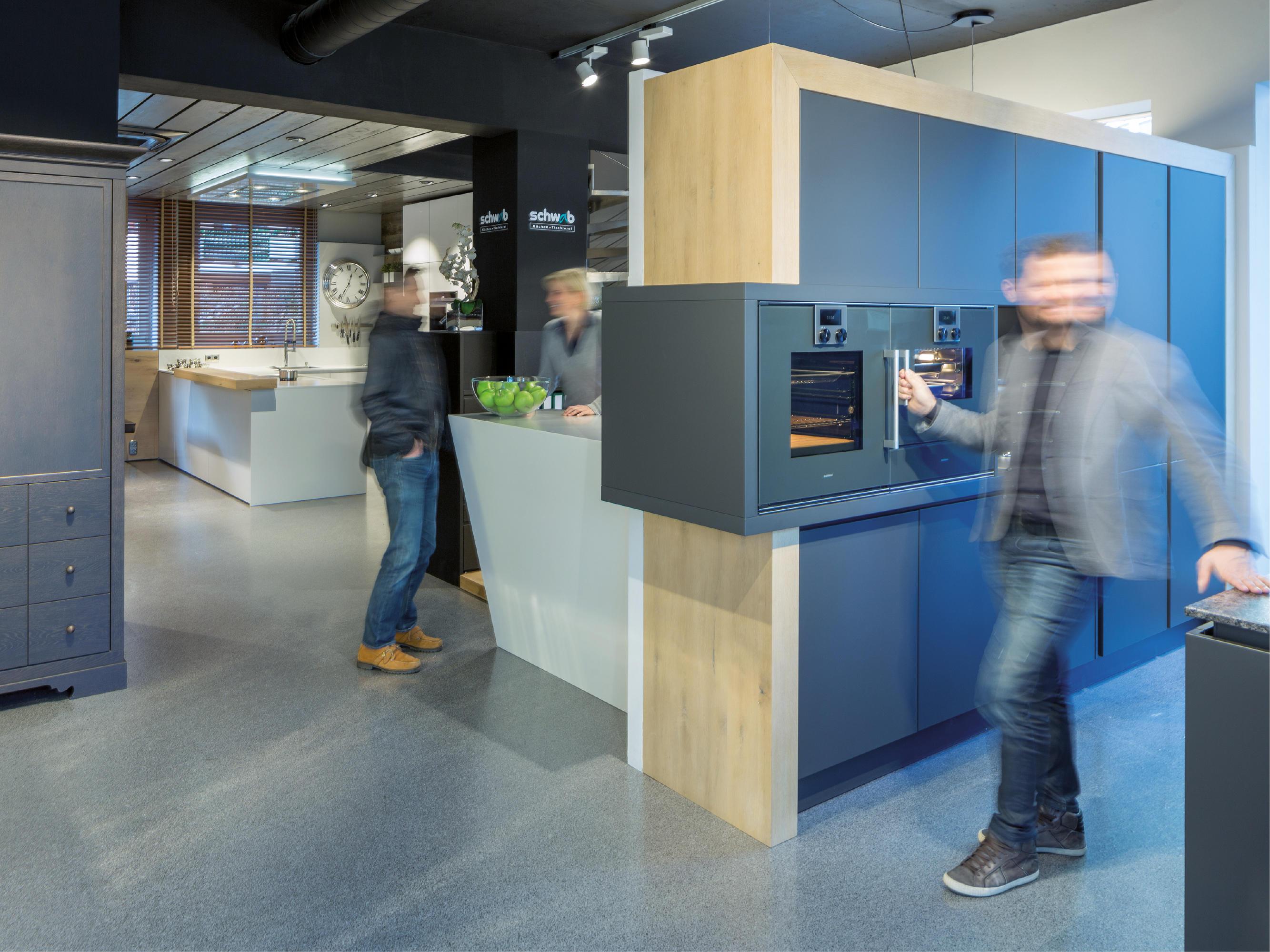 Schwab Kuchen Salzburg Gesmbh Co Kg Bauunternehmen Renovierung