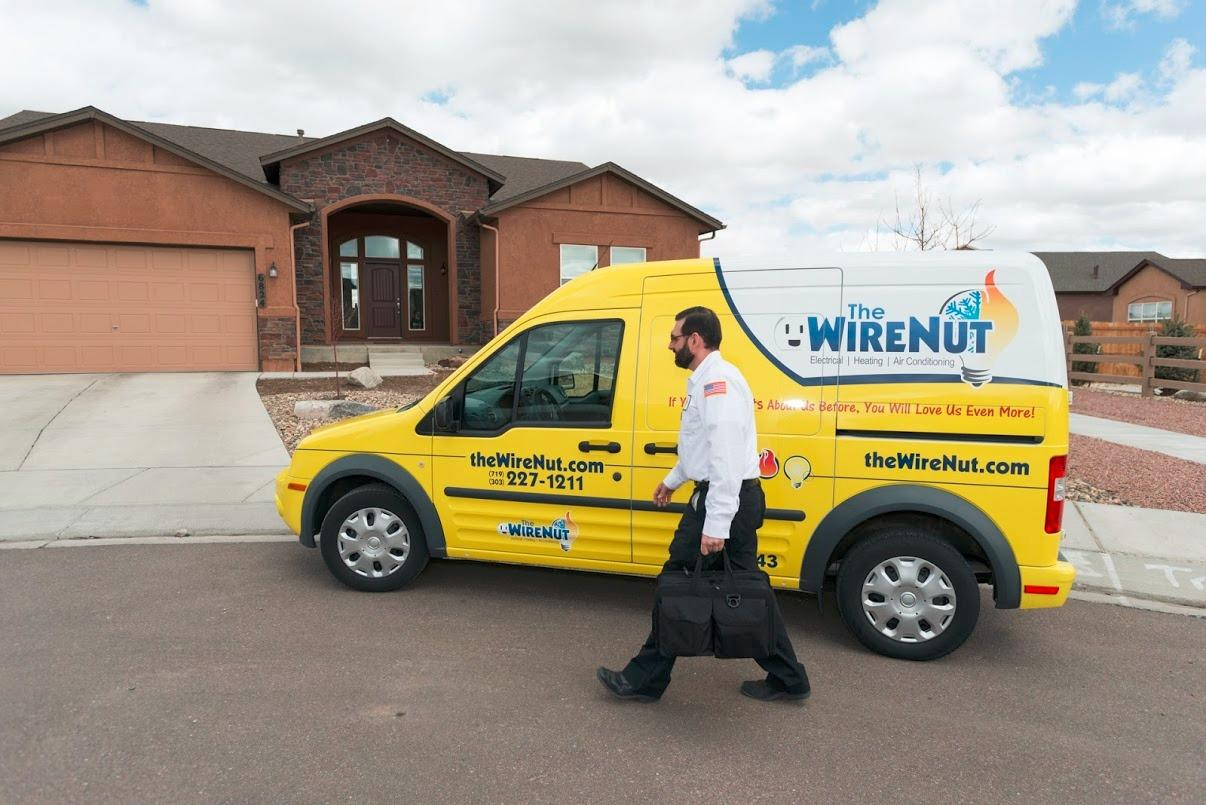 The Wirenut In Colorado Springs Co 80915