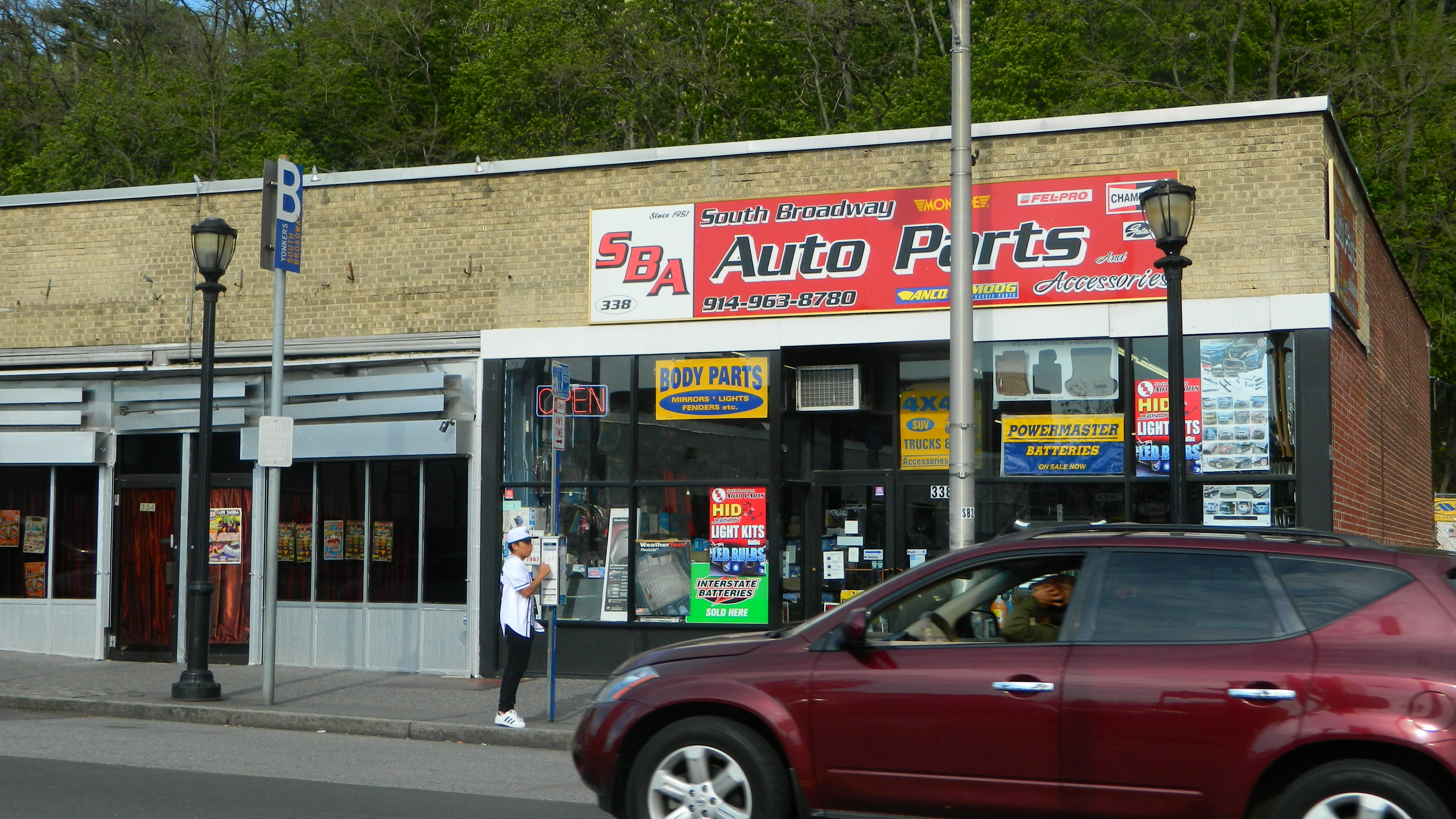 South Broadway Auto Parts In Yonkers Ny 10705
