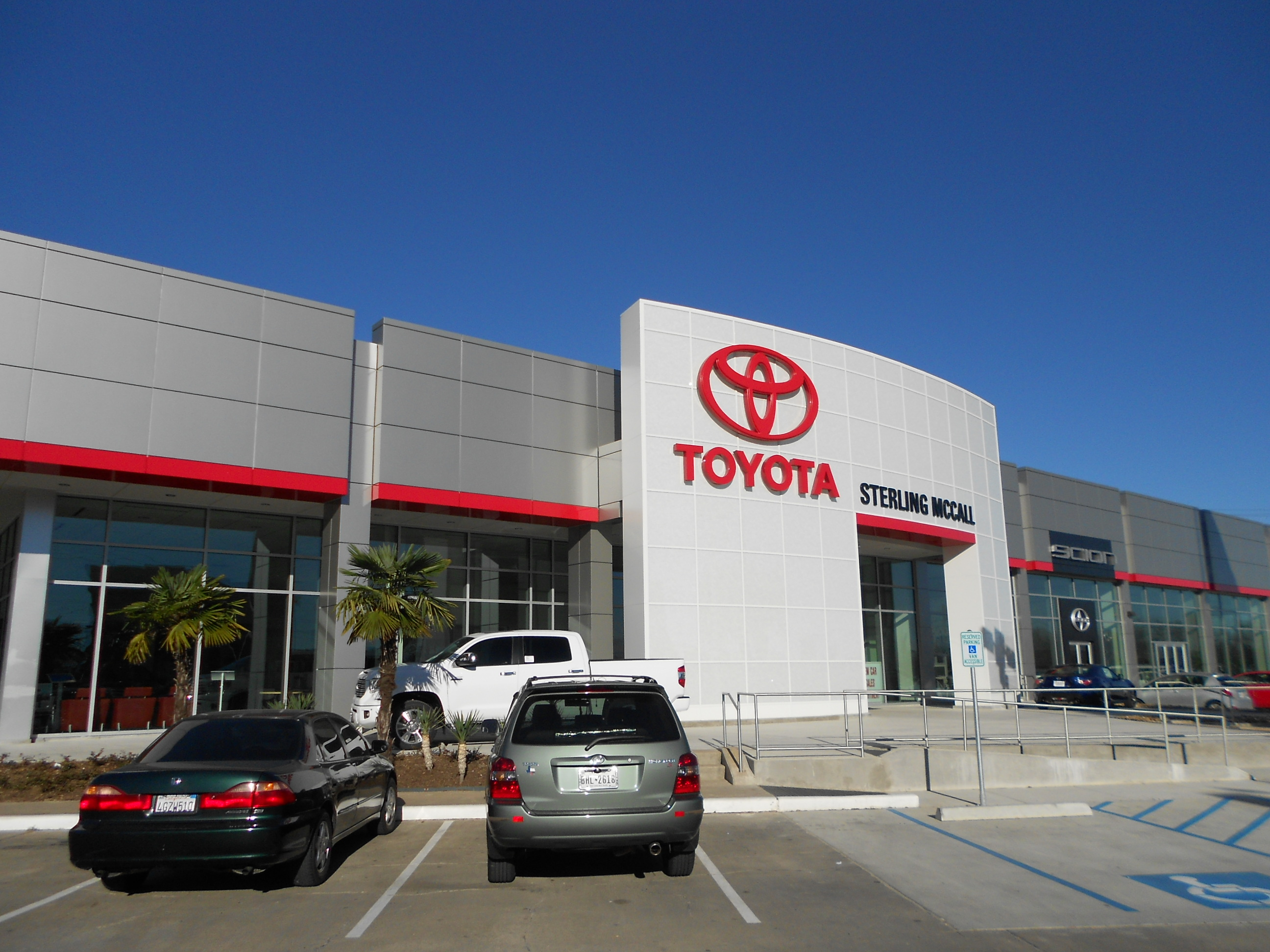 Toyota Dealers Near Me >> Sterling McCall Toyota Coupons near me in Houston | 8coupons