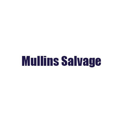 Mullins Salvage Logo
