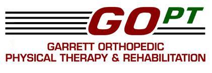 Garrett Orthopedic Physical Therapy