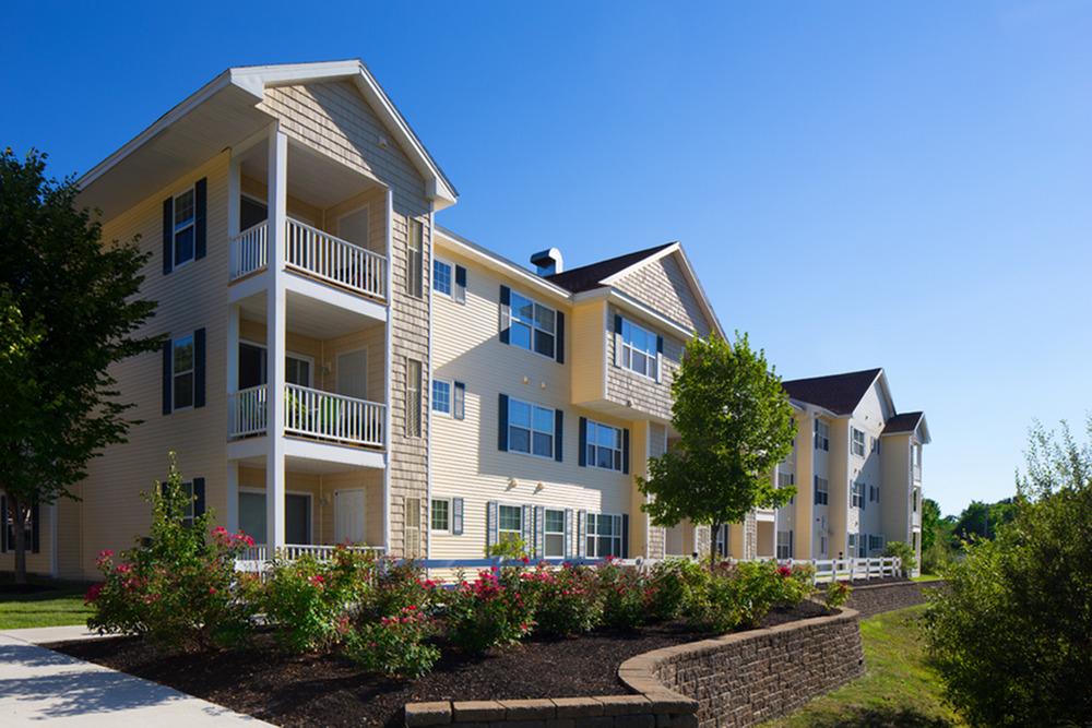 Den Rock Park Apartments