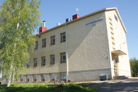 Kokemäen kaupunki Lähteenmäen koulu