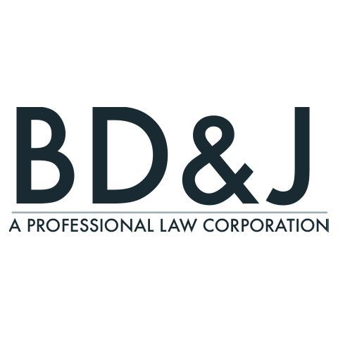 Personal Injury Attorney in CA San Jose 95131 BD&J, PC 2210 O'Toole Avenue Suite 275 (408)669-4761