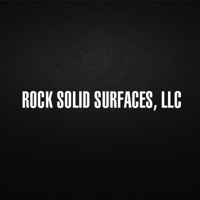 Rock Solid Surfaces, LLC - Biloxi, MS - Concrete, Brick & Stone