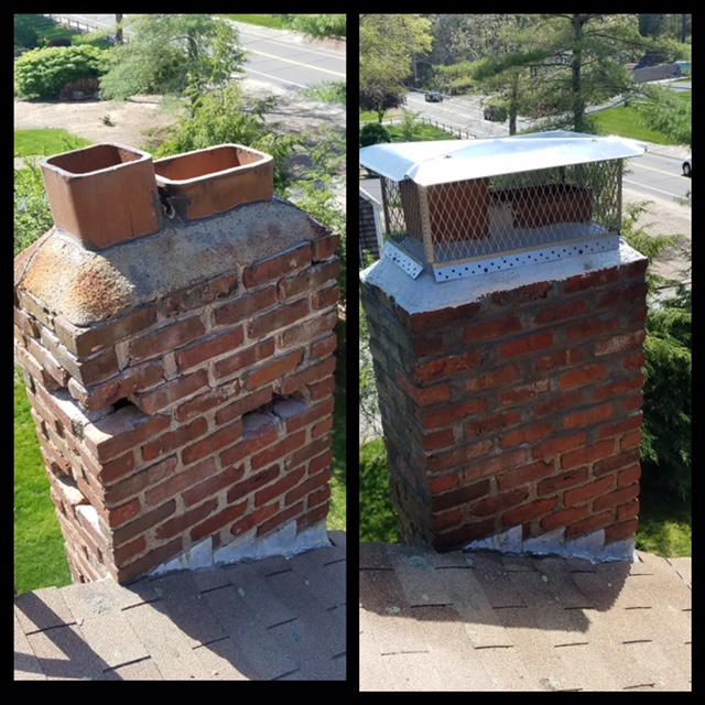 Old Tyme Chimney Sweep In Buzzards Bay Ma Chimney