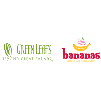 Green Leaf's & Bananas
