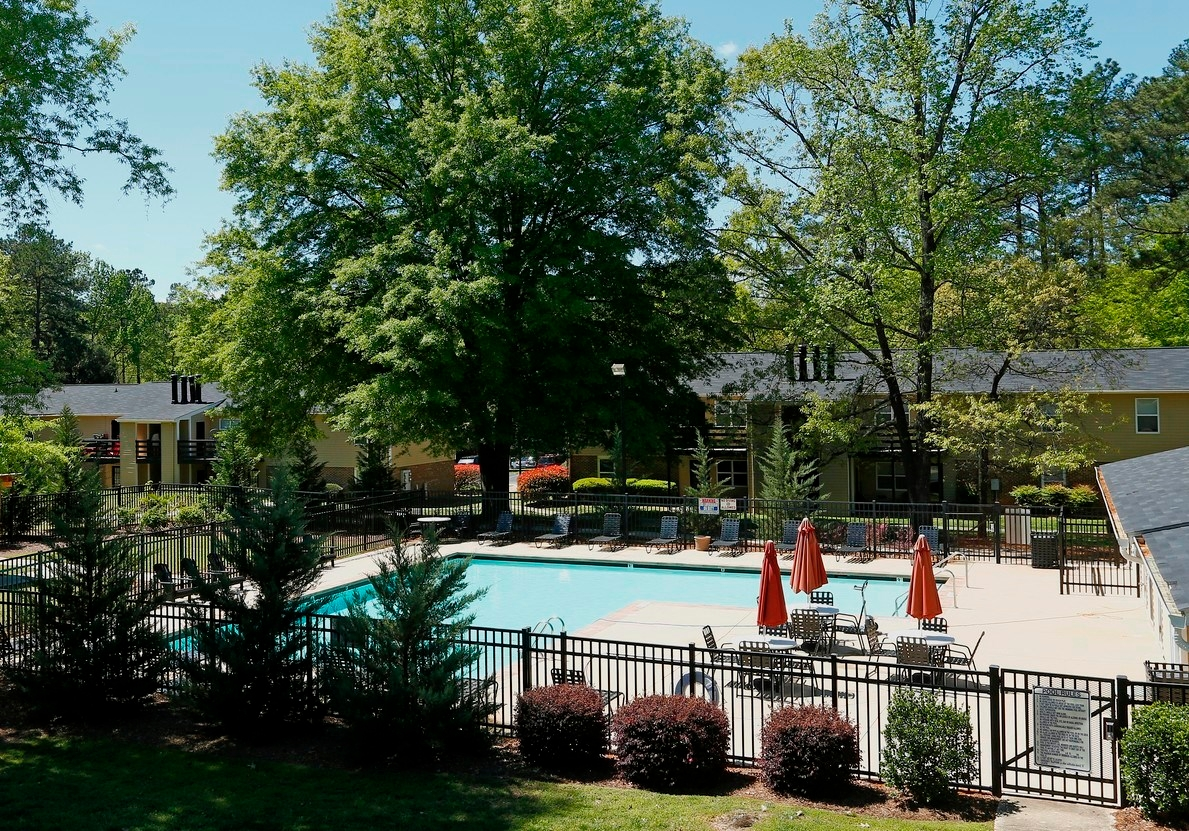 West Oaks Apartments Raleigh Nc