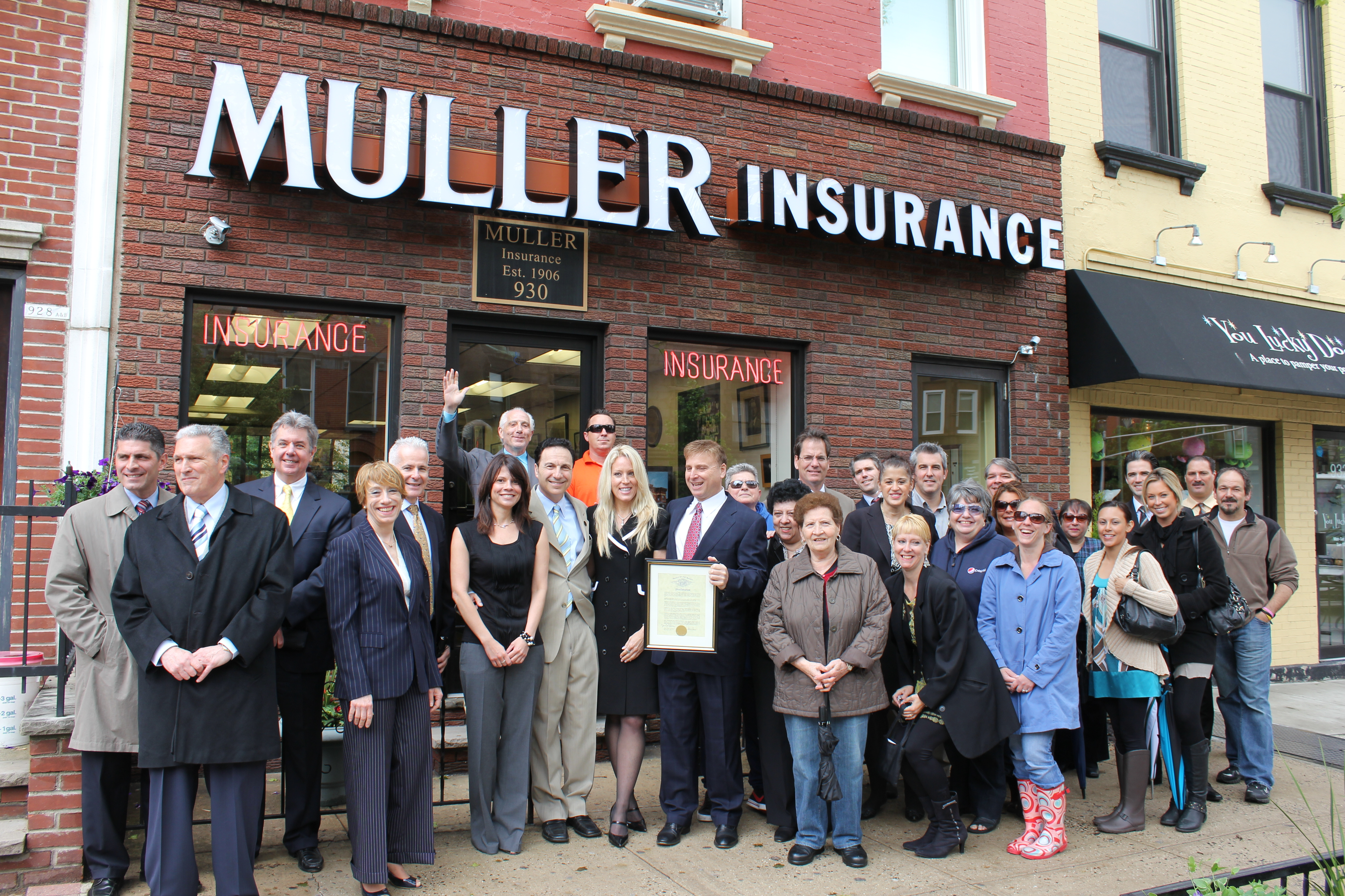 Mercury Insurance Group - Hoboken, NJ