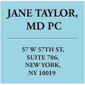 Jane Taylor, Md Pc