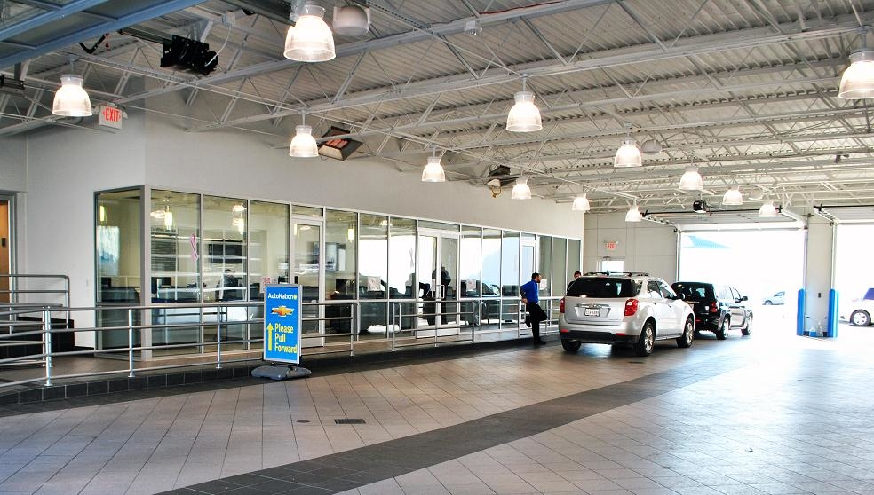 Autonation Chevrolet North Richland Hills New And Used