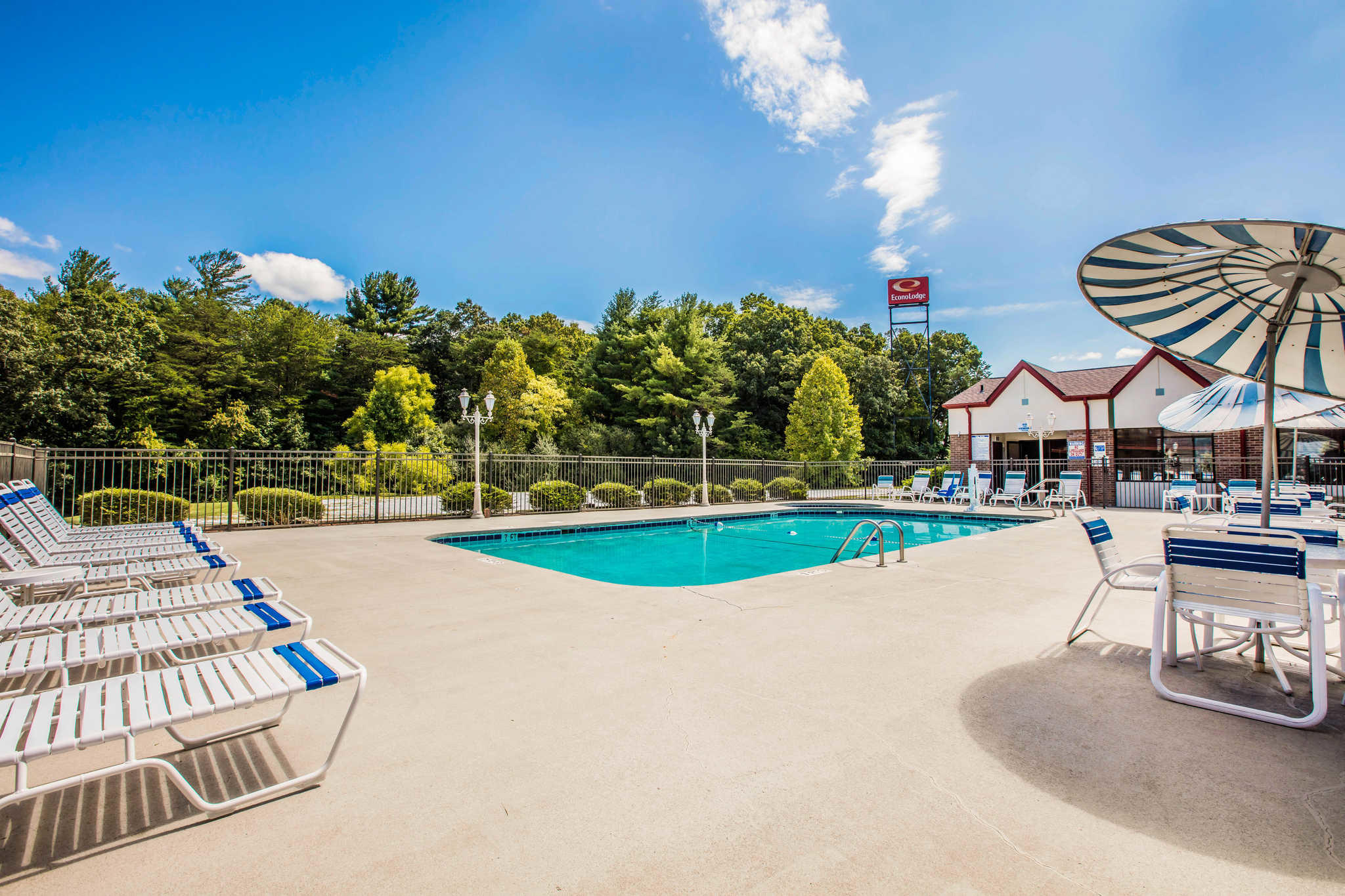 Econo Lodge Asheville Airport  Fletcher North Carolina  Nc