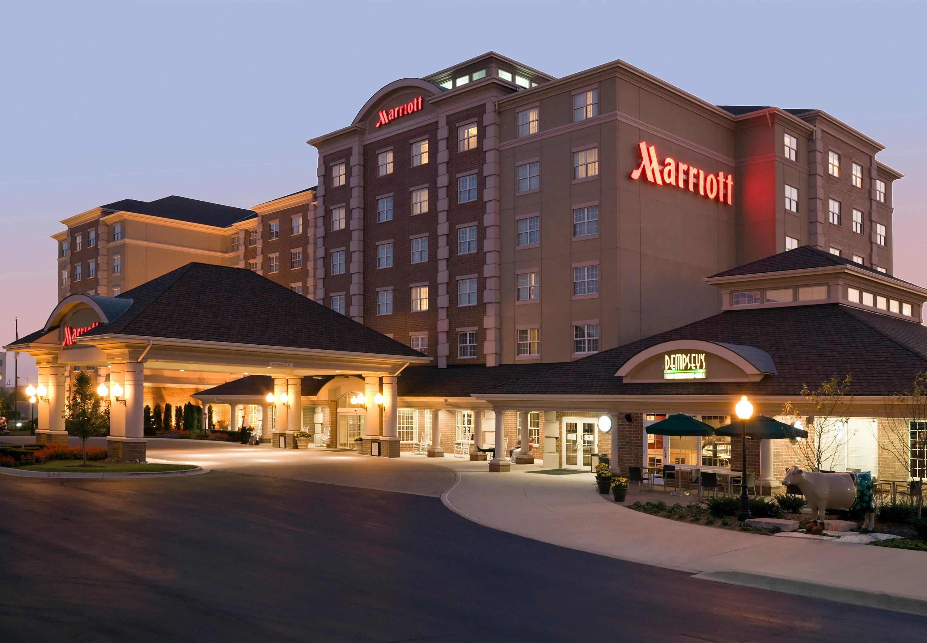 chicago marriott midway chicago illinois il. Black Bedroom Furniture Sets. Home Design Ideas