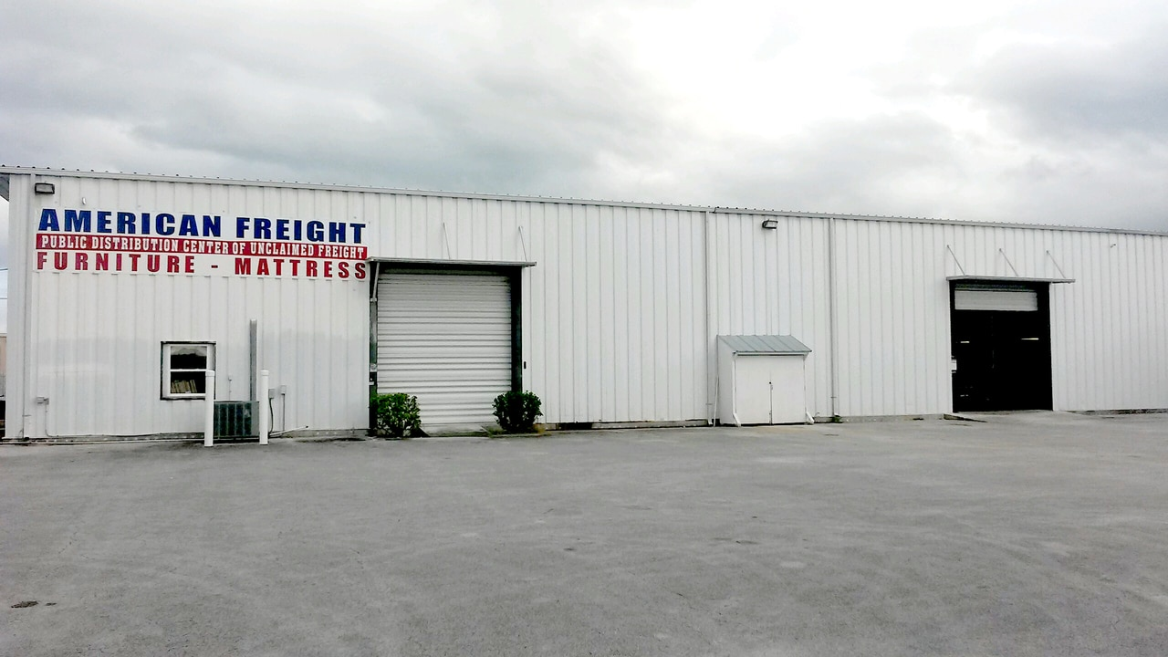 American Freight Furniture And Mattress, Port Saint Lucie Florida (FL)