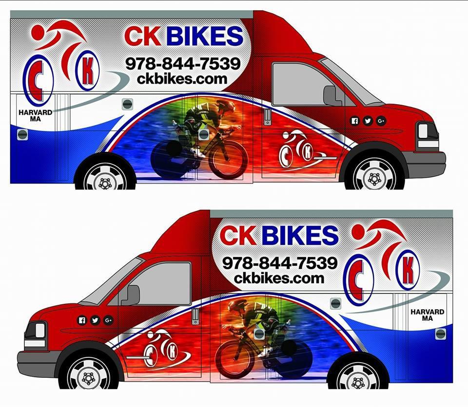 CK Bikes Harvard (978)844-7539