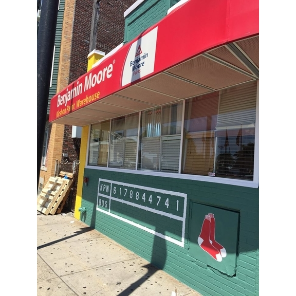 Craft Store in MA Chelsea 02150 Kirshon Paint and Window Treatments 124 Pearl St  (617)884-4741