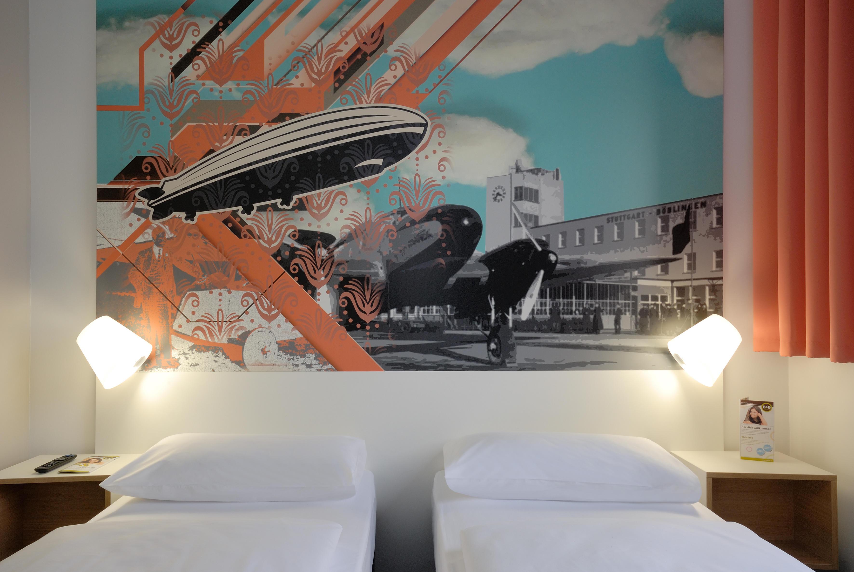 B&B Hotel Böblingen