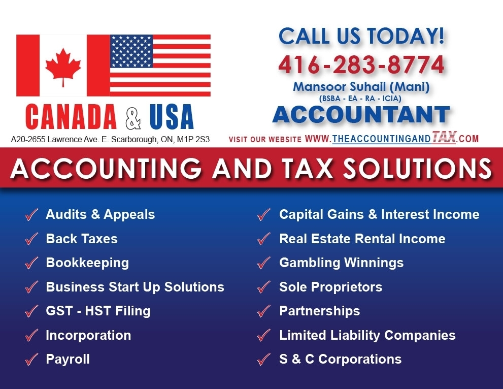 The Accounting & Tax