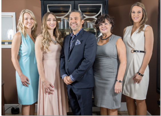 Our office staff JQ Plastic Surgery Louisville (502)895-1900