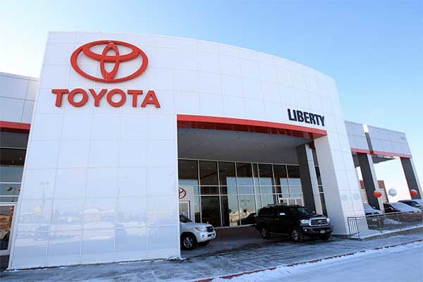 Larry H Miller Liberty Toyota In Colorado Springs Co