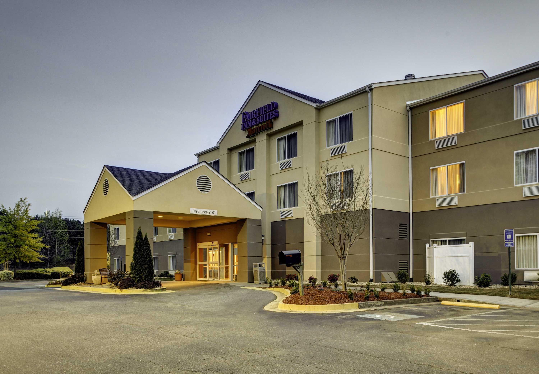 Fairfield Inn Amp Suites By Marriott Atlanta Suwanee