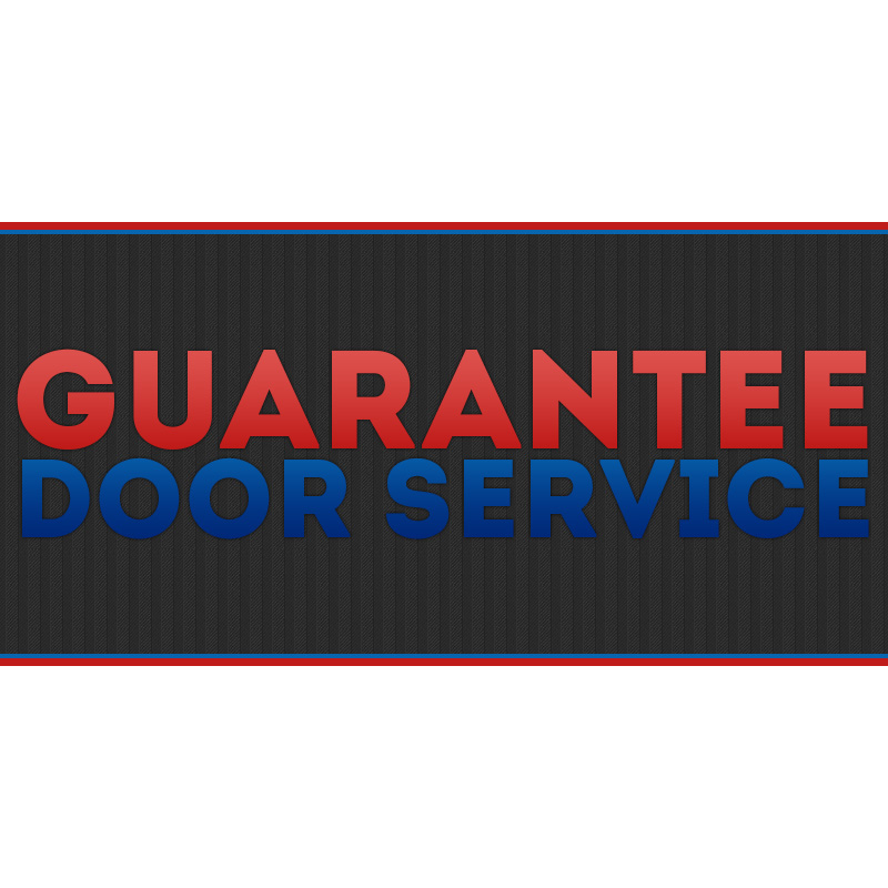Guarantee Door Service