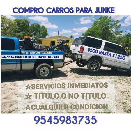 Cash Junk Cars 1 Inc.