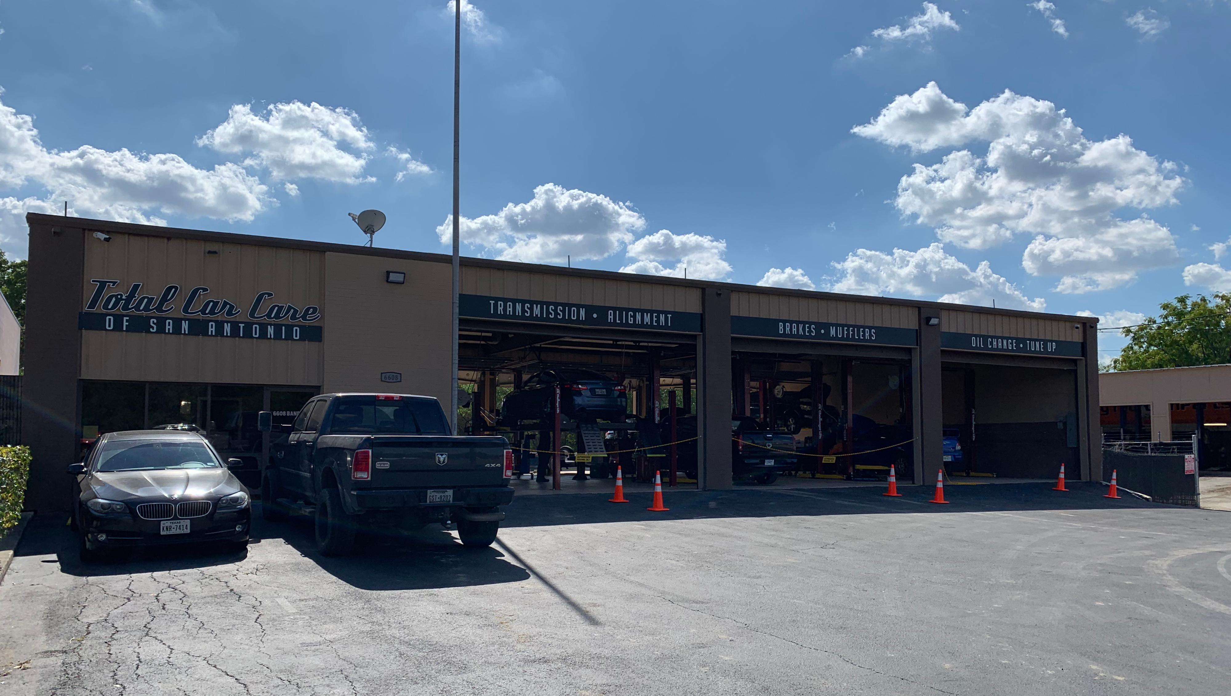 Total Car Care of San Antonio