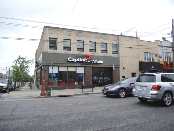 capital one bank near me 11201
