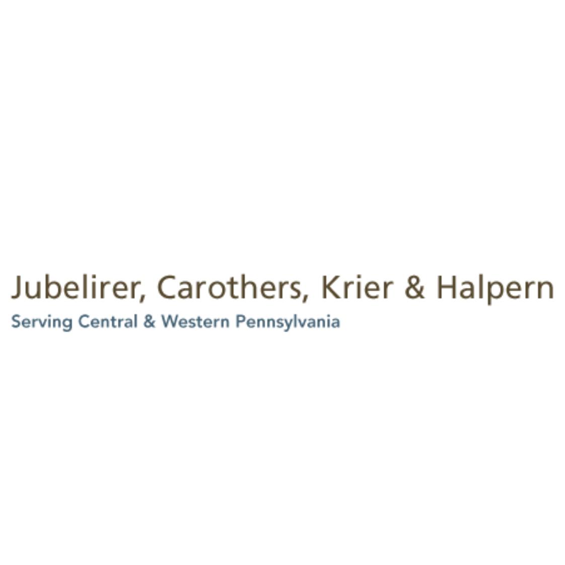 Jubelirer Carothers Krier & Halpern - Altoona, PA - Attorneys