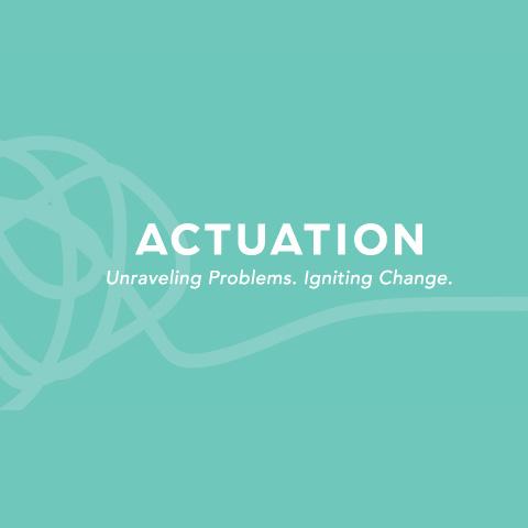 Actuation