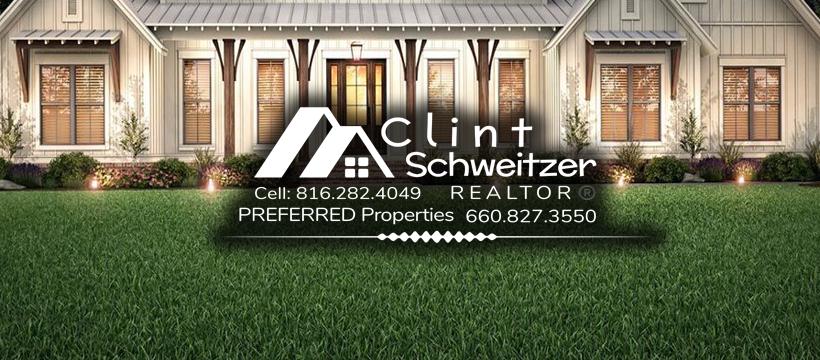 Clint Schweitzer, Real Estate Agent