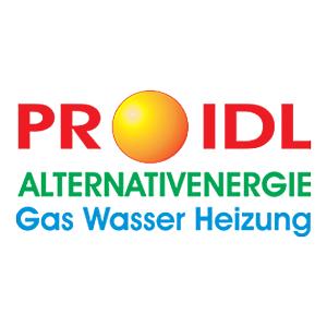 PROIDL ALTERNATIVENERGIE Gas-Wasser-Heizung
