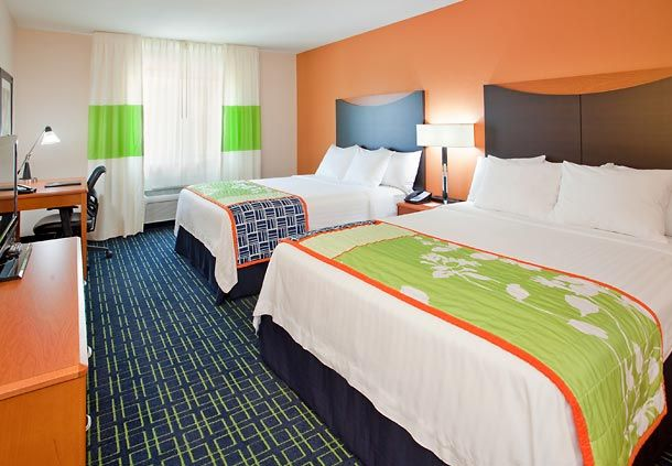 Fairfield Inn & Suites by Marriott Houston I-45 North image 3