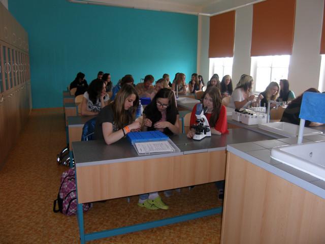 Střední škola, Kralovice, nám. Osvobození 32