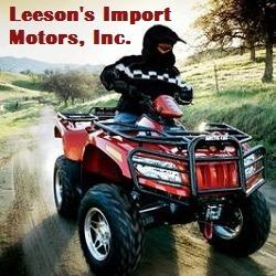 Leeson's Import Motors Inc. - Bridgeport, WV - Motorcycles & Scooters