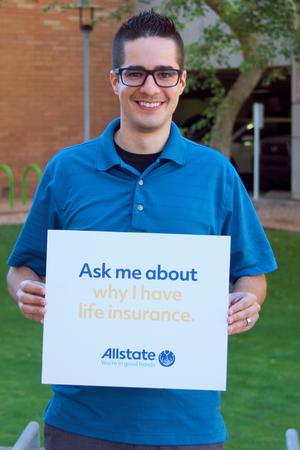 Images Julio Lyons: Allstate Insurance