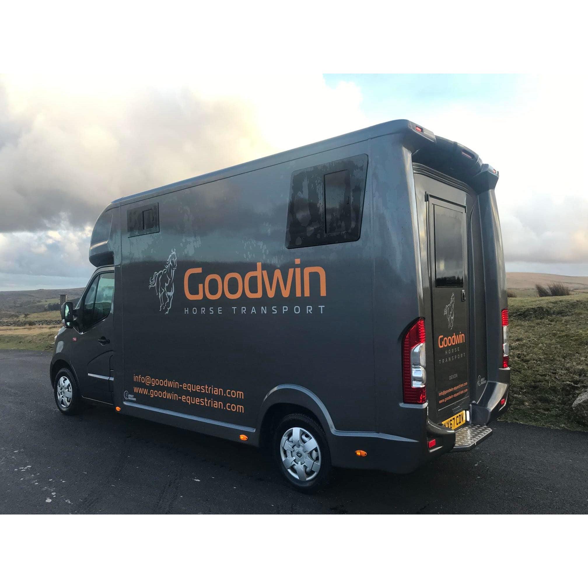 Goodwin Horse Transport - Newton Abbot, Devon TQ13 8NN - 01647 441352 | ShowMeLocal.com
