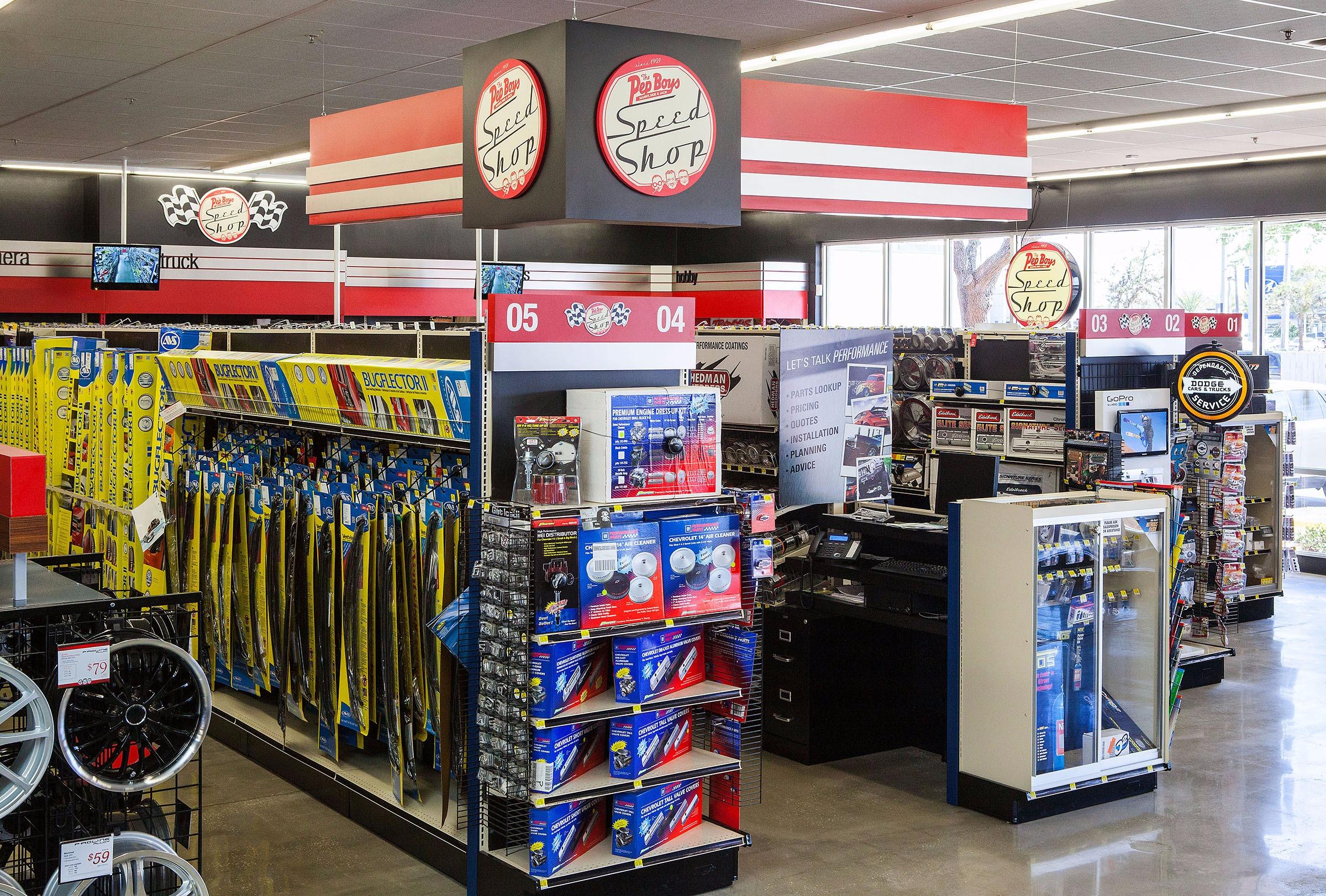 Comment from Pep B. of Pep Boys Auto Parts & Service Business Owner 4/5/ Corey, we regret to hear about your experience at one of our stores and would like to know more Corey, we regret to hear about your experience at one of our stores and would like to know more about your visit. 3/5(6).